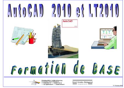cours autocad 2010 gratuit pdf